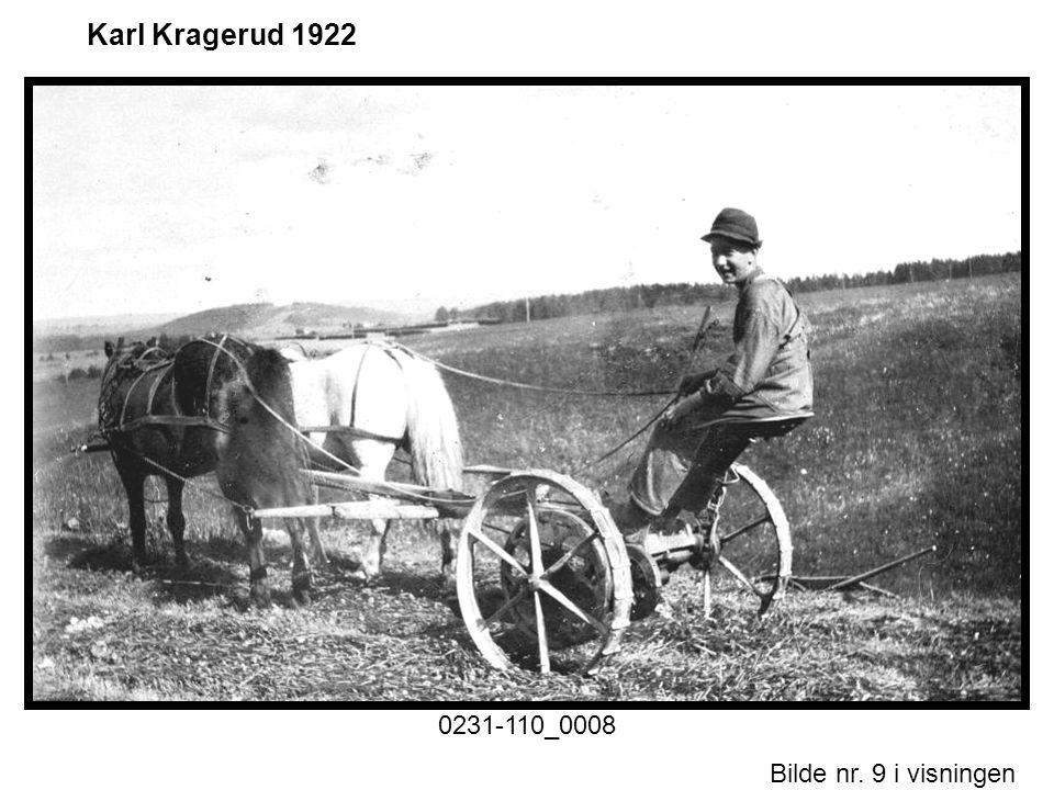 Bilde nr. 9 i visningen Side 9 Karl Kragerud 1922