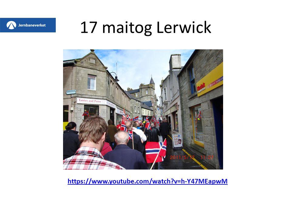 17 maitog Lerwick https://www.youtube.com/watch?v=h-Y47MEapwM
