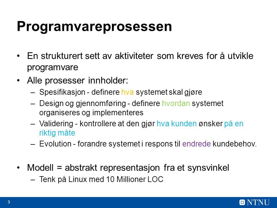 4 Prosess og model (hvem skal ut.
