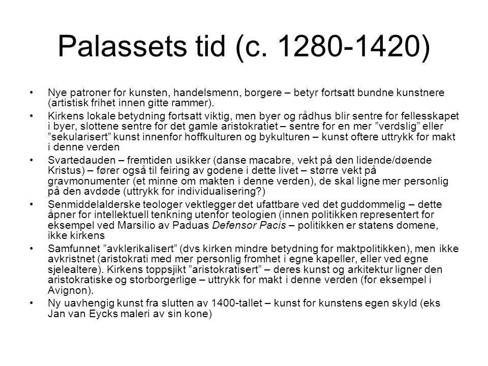 Palassets tid (c.