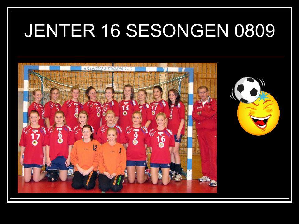 Maren-Iren Jansen Hasle 27.03.1993 Spiller nr 1 Målvakt Keepertalent, stor utvikling det siste året Stort potensial til å bli en veldig god keeper Treningsvillig.