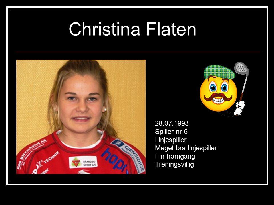 Bjørn Eide Trener Har trent de fleste jentene siden de var 10-11 år Har en lang karriere i Lunner Håndball Bruker mye tid på jentene Bruker veldig mye tid på lagene Veldig stolt av jentene