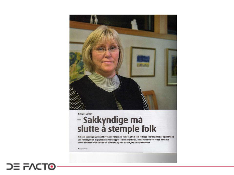 Sitat Hovden: Jeg hadde forberedt meg veldig godt til intervjuet med Hellesøy.