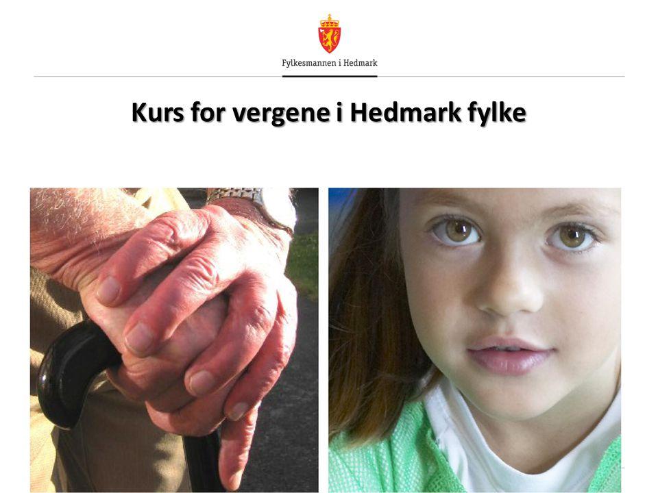 Kurs for vergene i Hedmark fylke Hanne Kristin Bratlie og Maj C. Stenersen Lund