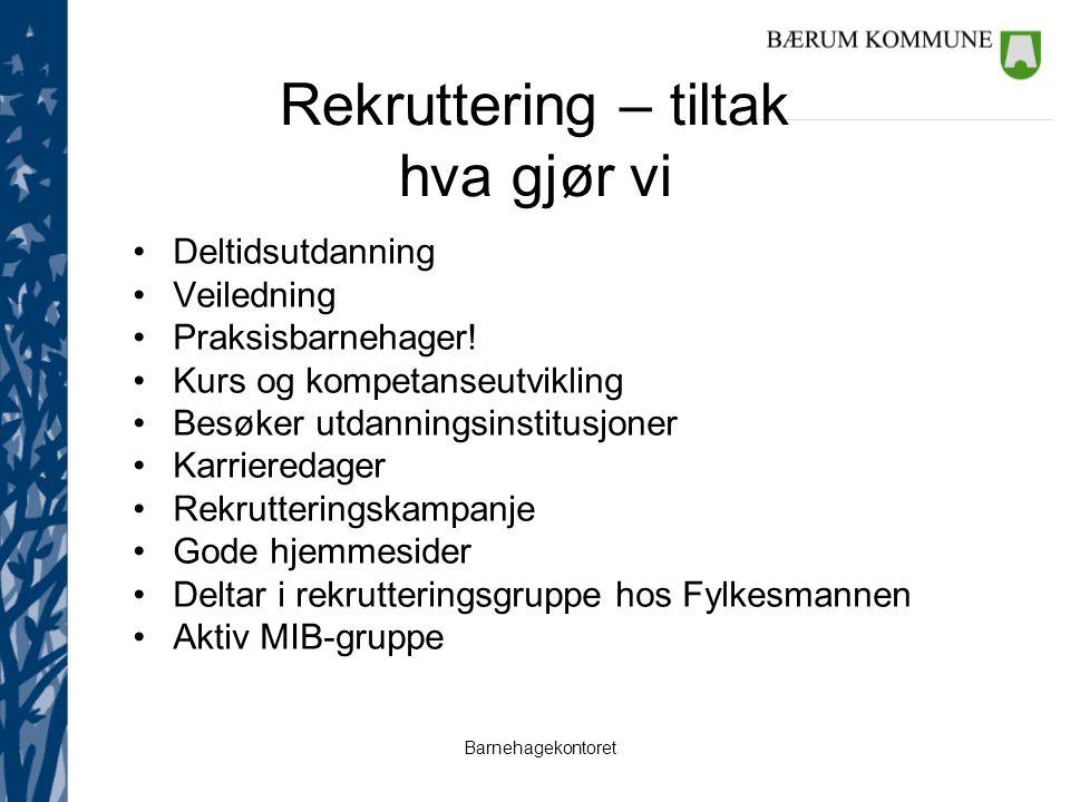 Barnehagekontoret Styrermøter høst 2010 16.desember 21.oktober 02.desember 08.desember