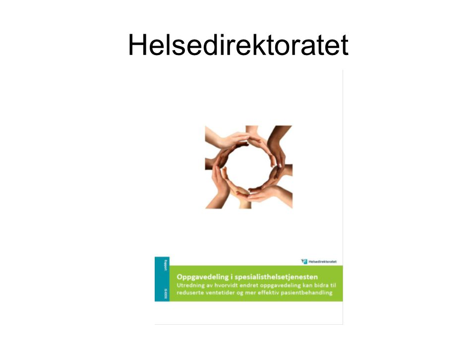 Helsedirektoratet