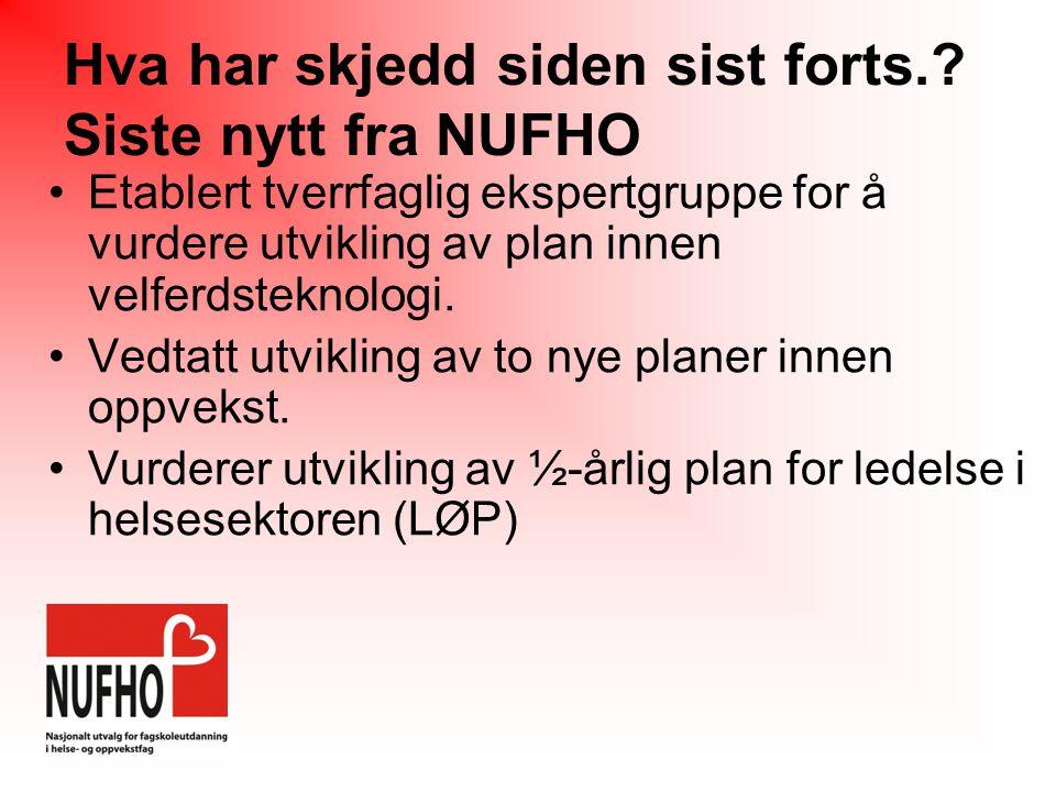 Nasjonalt fagskolenettsted www.fagskolen.info www.fagskoleportalen.no
