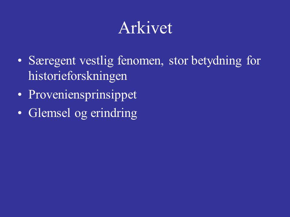 Kilder til norsk historie Middelalderen –Diktning: et problematisk begrep –Sagaenes sannhetsformer –Lover –Diplomer