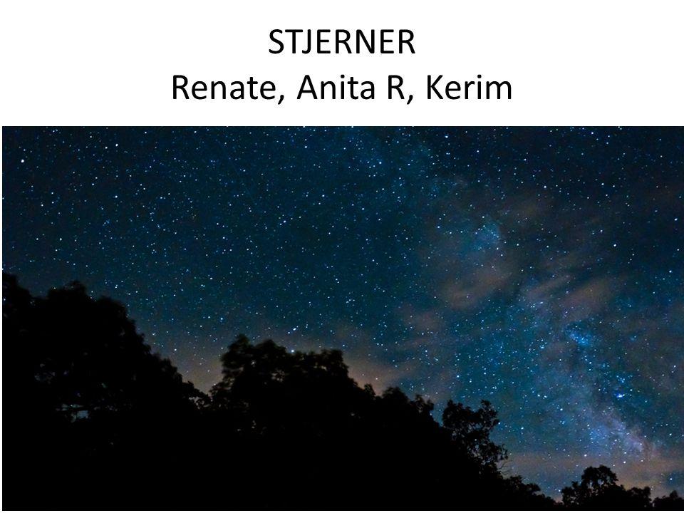 STJERNER Renate, Anita R, Kerim