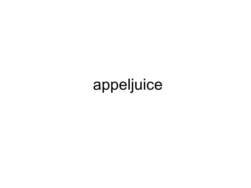 appeljuice