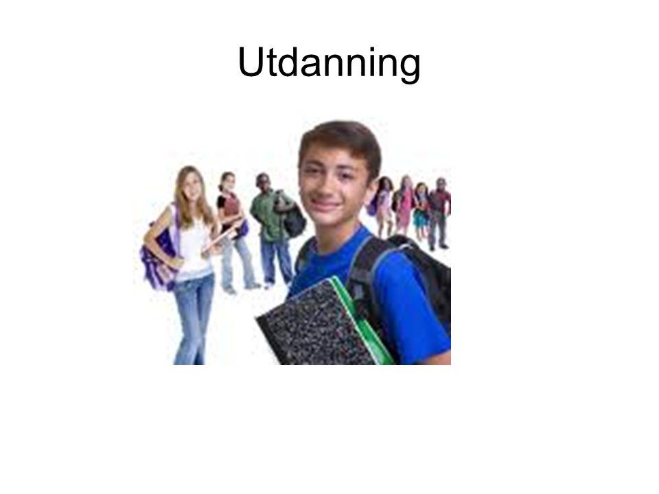 Utdanning