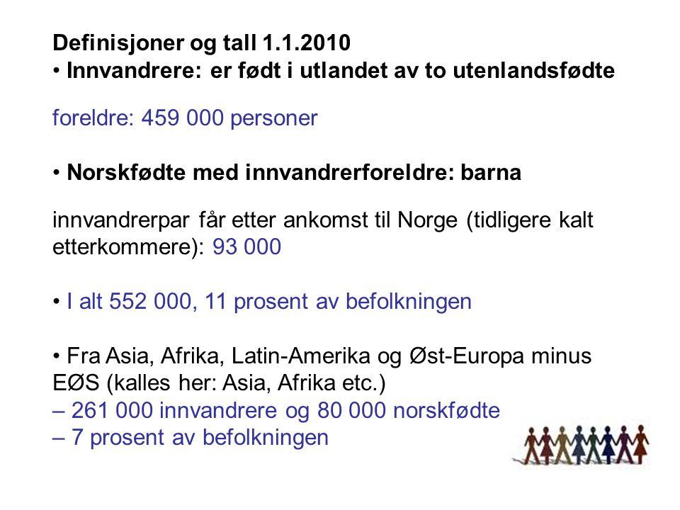 Total skår på leseprøvene for majoritets- og minoritetsspråklige elever på fjerde trinn i PIRLS 2006