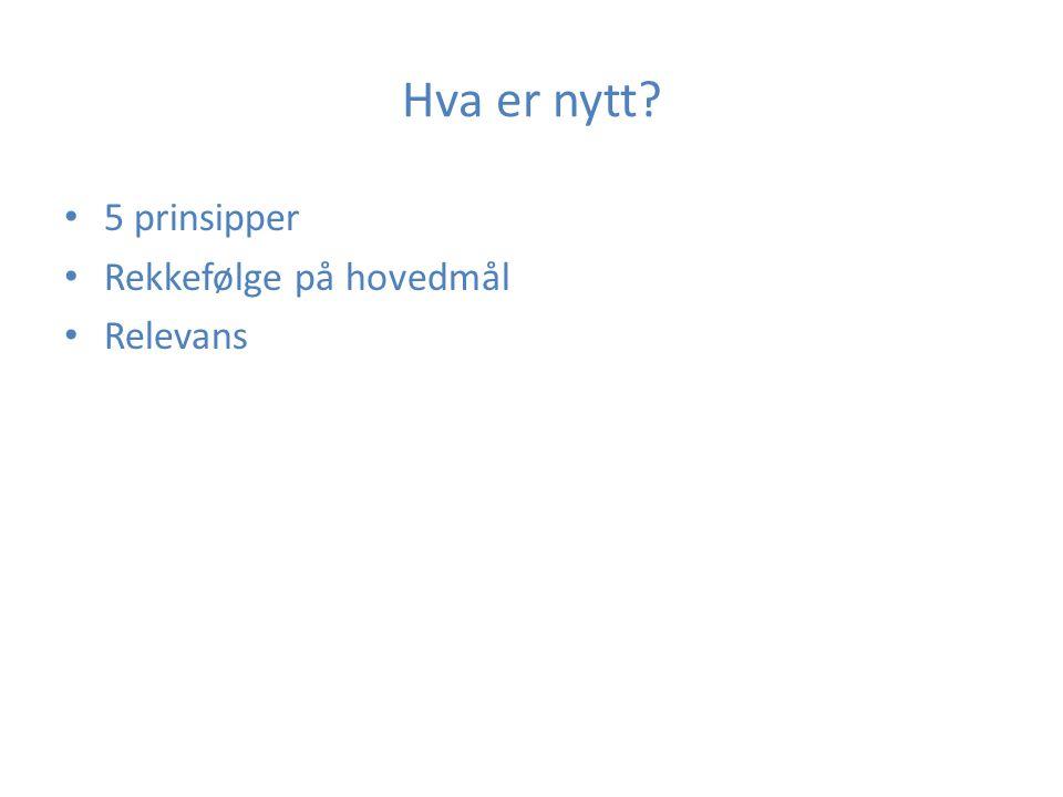 Hovedmål Helse Midt-Norge skal synliggjøre ressursbruk og sørge for riktig ressurstilgang til utdanning og kompetanseutvikling