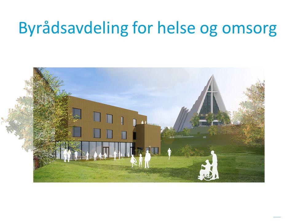 Byrådsavdeling for helse og omsorg