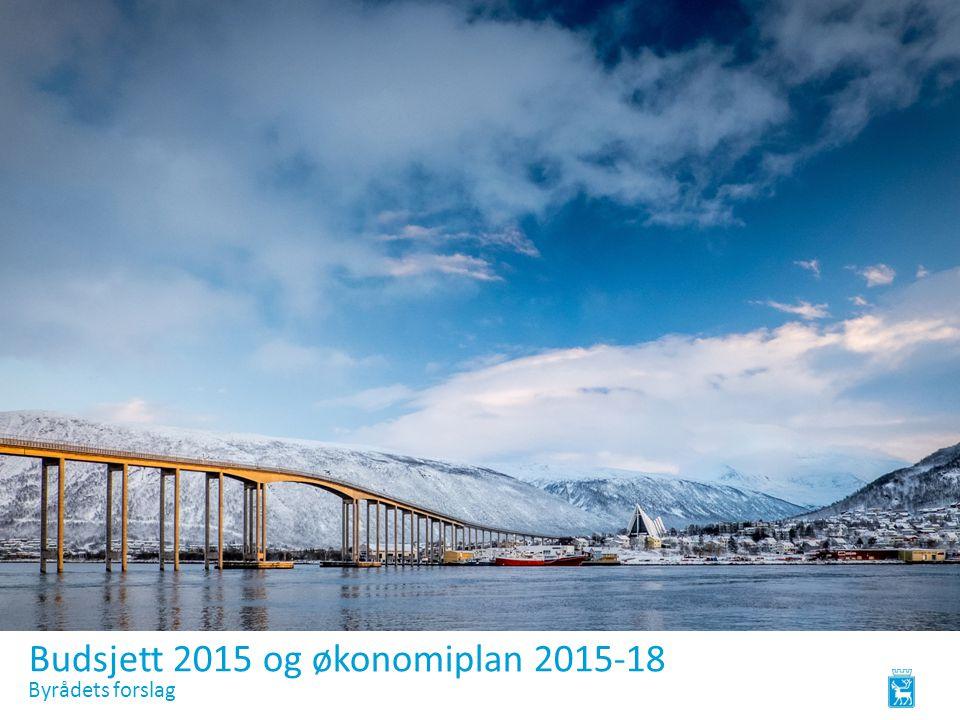 Budsjett 2015 og økonomiplan 2015-18 Byrådets forslag
