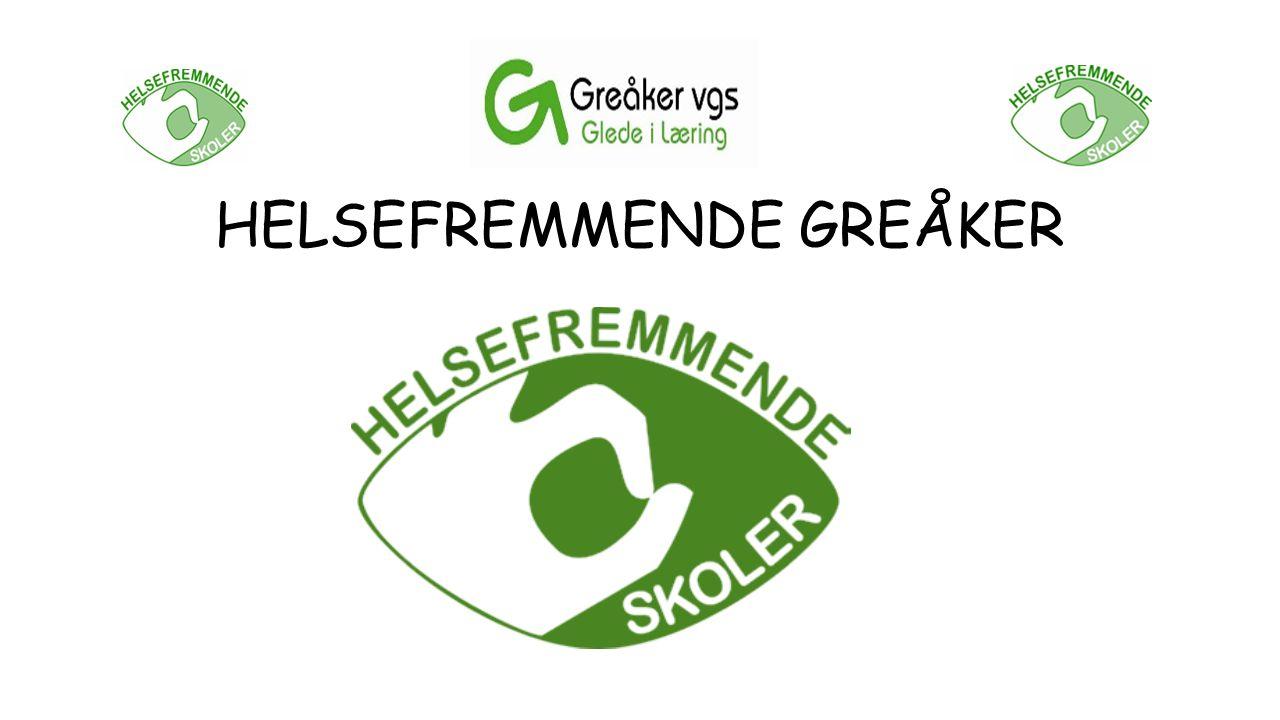 HELSEFREMMENDE GREÅKER