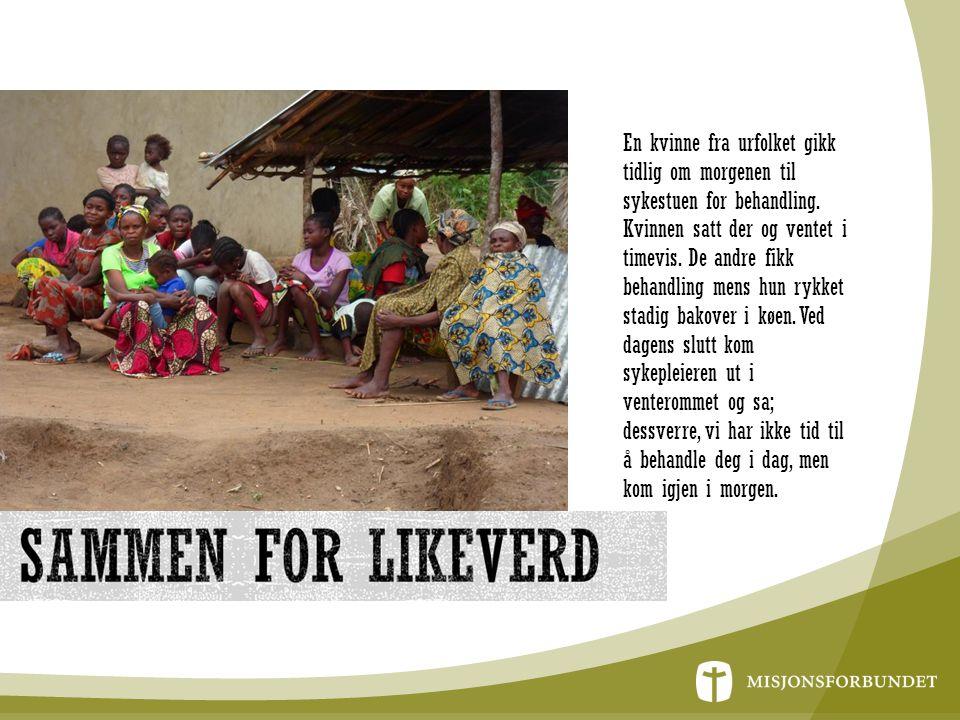 Urfolkene har selv ansvar for gjennomføring av prosjektet lokalt