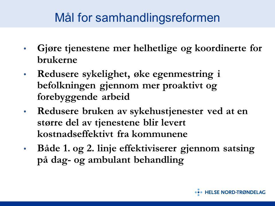 Fremtidig helsekart med helseområder KS-leder og styreleder Kolbjørn Almlid stiller seg bak denne løsningen.