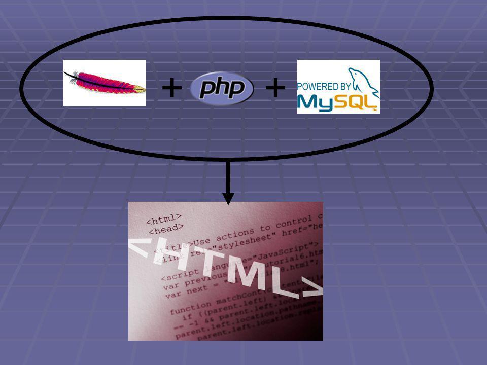  Apache med MySQL og PHP vil kjøre på eksisterende kontormaskin med Windows XP  Enkelt å overføre systemet til en sentral server Vårt valg av teknologi