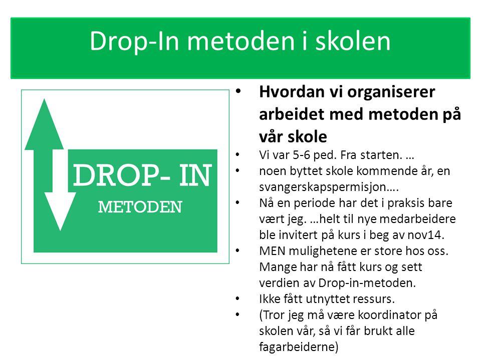 Vil du delta i DROP-IN på Skarpengland skole.