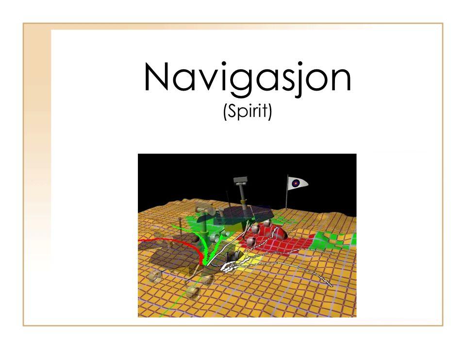 Navigasjon (Spirit)