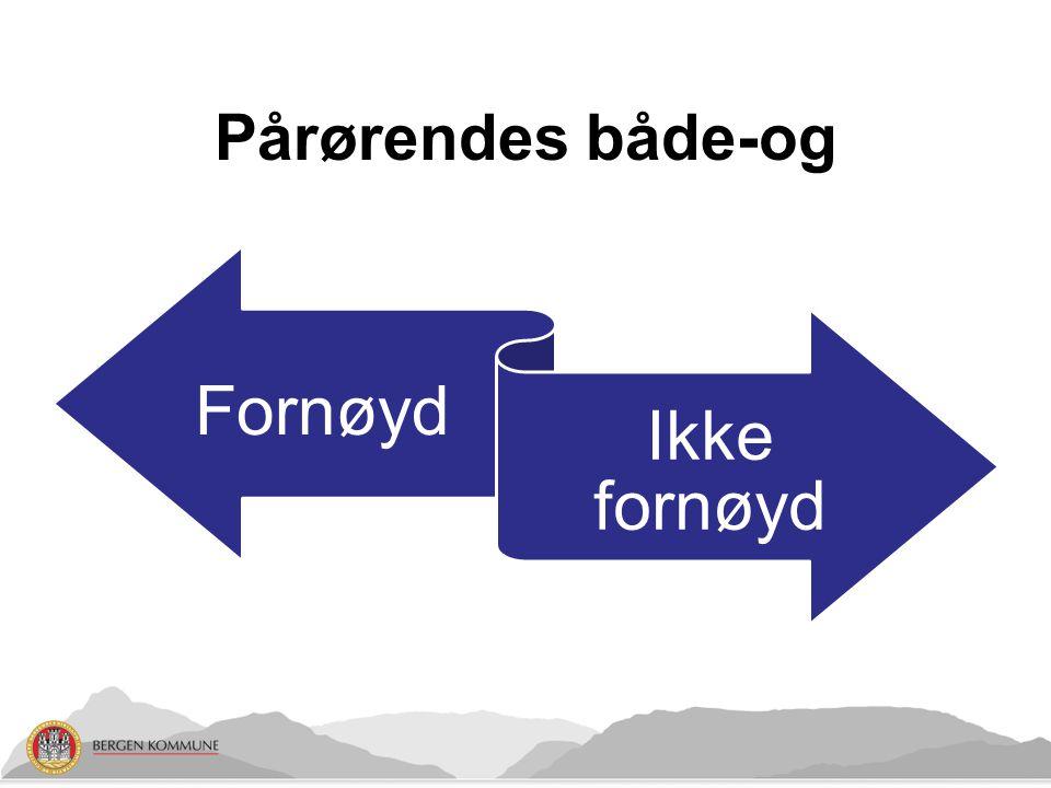 Fremmer samarbeid Trygt å ha HSY innom Pårør.