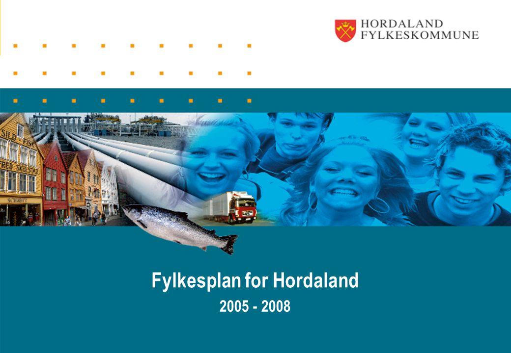 Fylkesplan for Hordaland 2005 - 2008