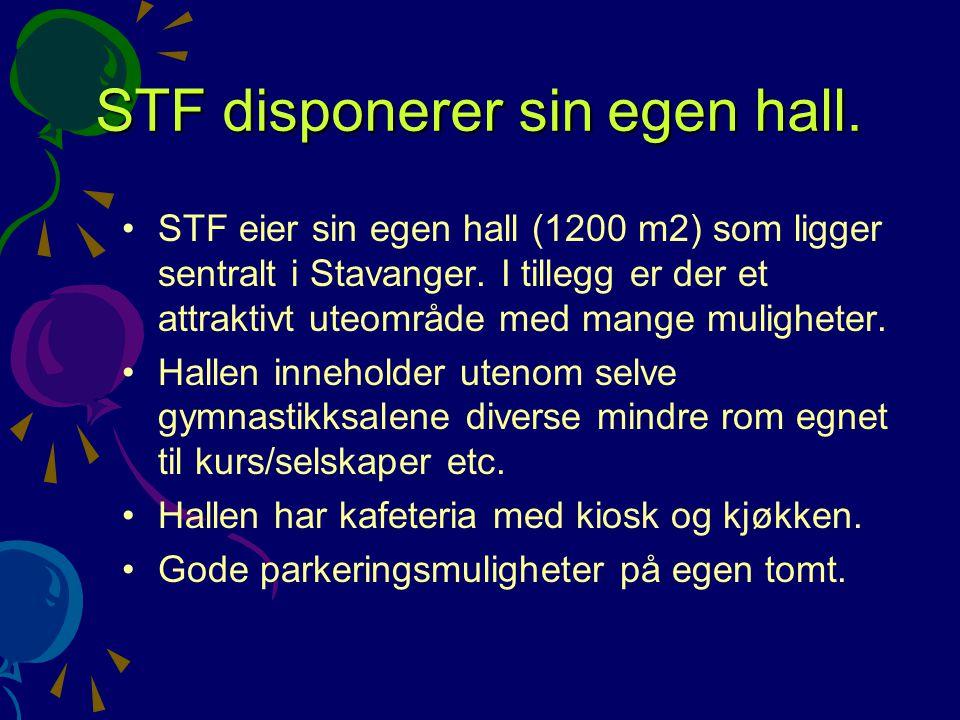 Hvorfor samarbeide med STF i merkevarebyggingen. Stavangers desidert største idrettslag –Pr.