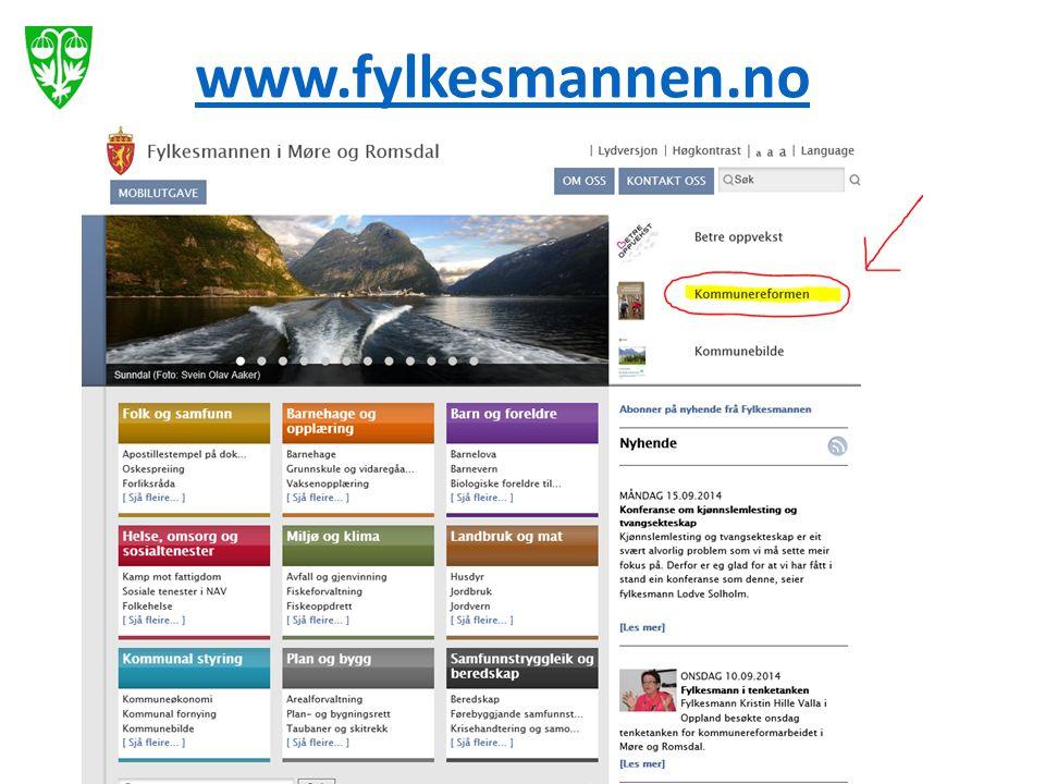 www.fylkesmannen.no