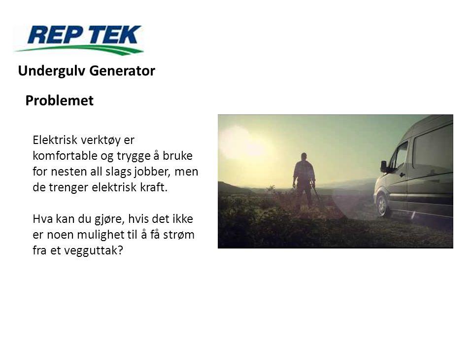 Bruksområder -Brannbiler -Service biler -Dekkservice (på veien) -Mobile verksteder -Militære -Politi -Offisielle myndigheter -Håndverkere -Marine Service -Vei entrepenører -Energi selskaper -Kringkastings kjøretøy -Telecom tilbydere Undergulv Generator
