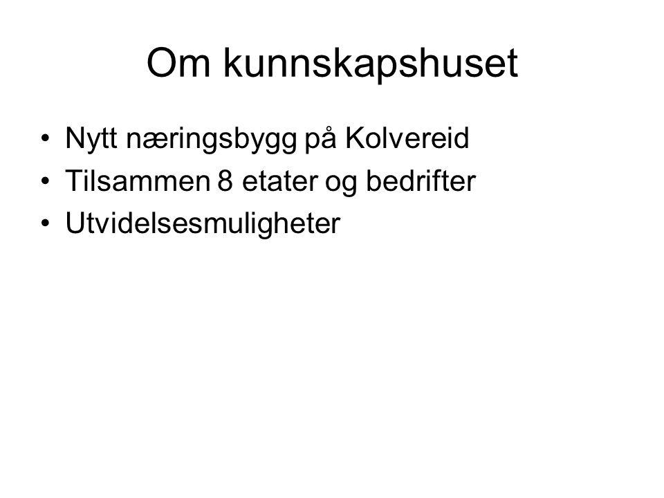 Om oppdragsgiveren Næringshagen i Nærøy –Paraplyorganisasjon for næringsbedrifter Multimedia Namdal –Informasjon og kommunikasjonsbyrå (lokal nettavis) Jostein Skage –Melkebonde og adm dir