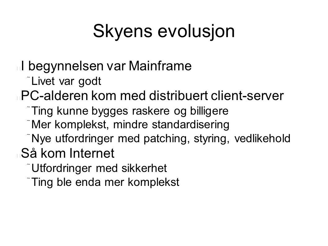 Mer info om IaaS / UH-sky UiOs avsluttede IaaS-prosjekt: http://www.usit.uio.no/prosjekter/nansen-iaas/ UH-sky: https://iaas.readthedocs.org/en/latest/ IRC-kanalen #uh-sky på Freenode: http://webchat.freenode.net/?channels=uh-sky