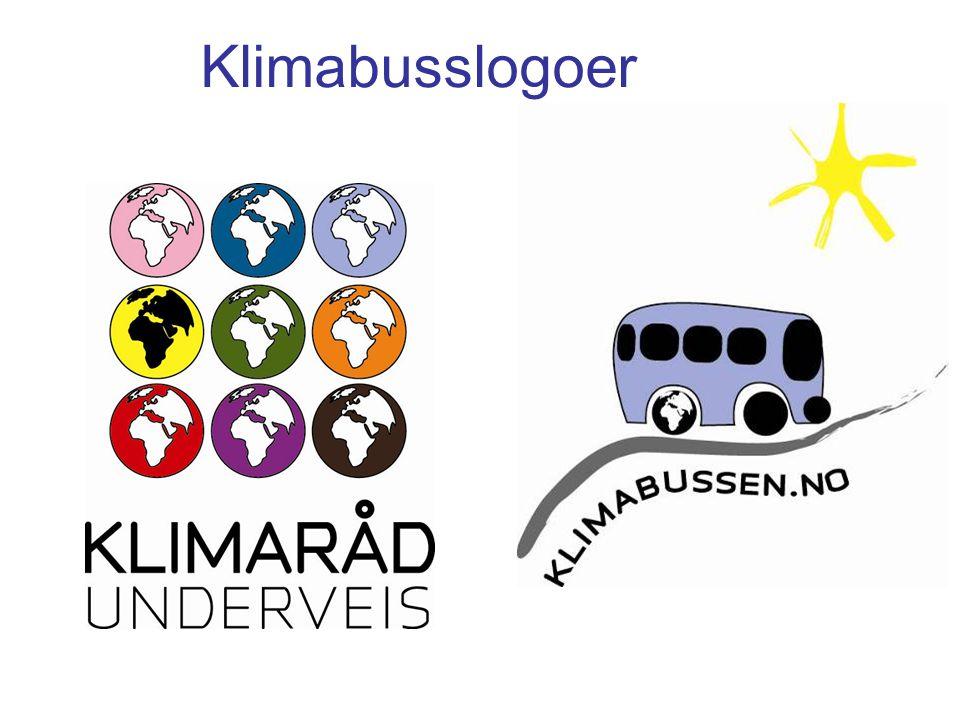 Klimabusslogoer