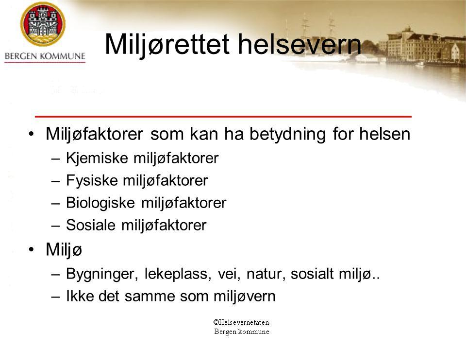 Bakgrunn Soria Moria-erklæringen Miljøvernminister Helen Bjørnøy: Vi må sørge for at barn får vokse opp uten å bli tilført miljøgifter fra sine lekeområder.