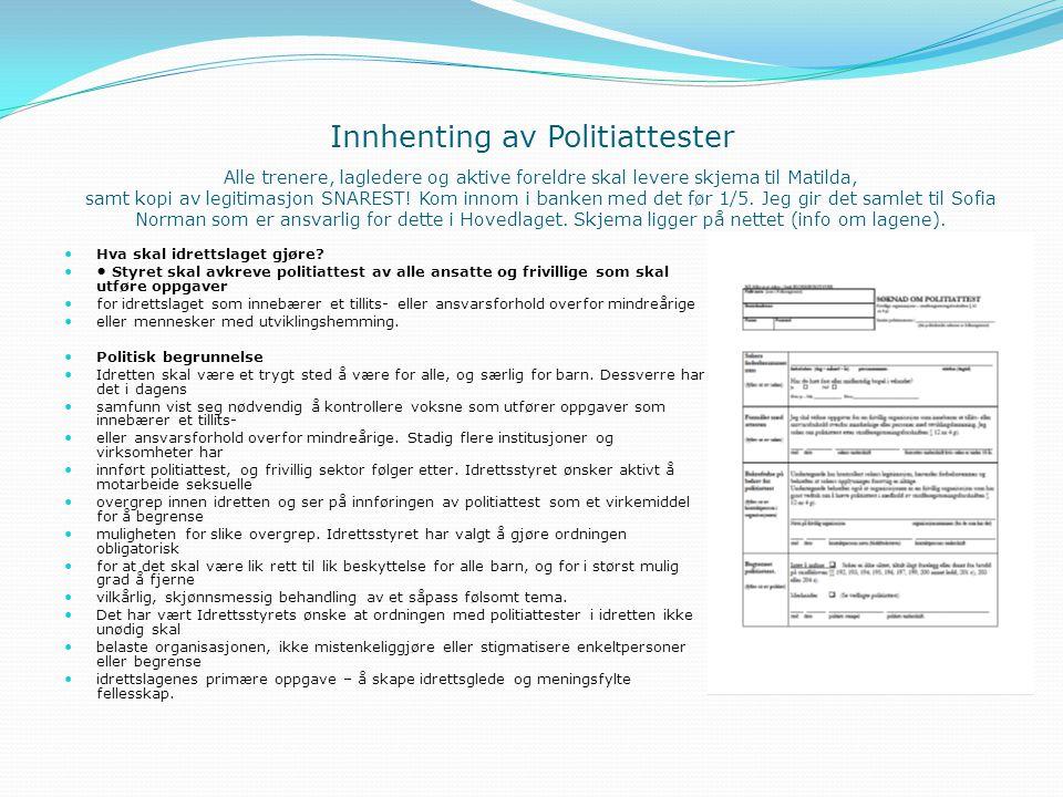 Holdninger– Fair play.Hand shake for Peace. Non toleranse.