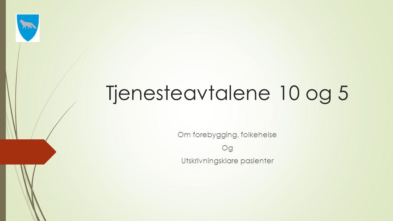 Utgangspunkt: samhandling  NOU 2005 «Fra stykkevis til helt-en sammenhengende helsetjeneste.» Wistløffutvalget.