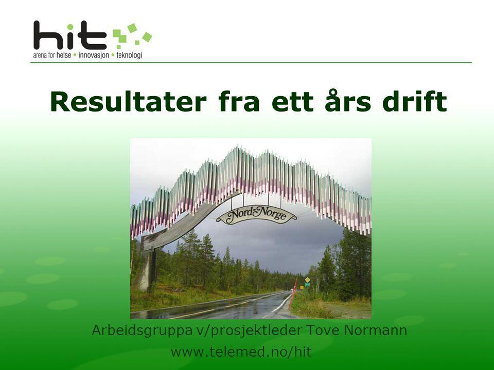 ©Arena for helse – innovasjon - teknologi Motivasjon for deltakelse Vi har ikke råd til å la være Vi må få bedre kjennskap til nordnorske leverandører.
