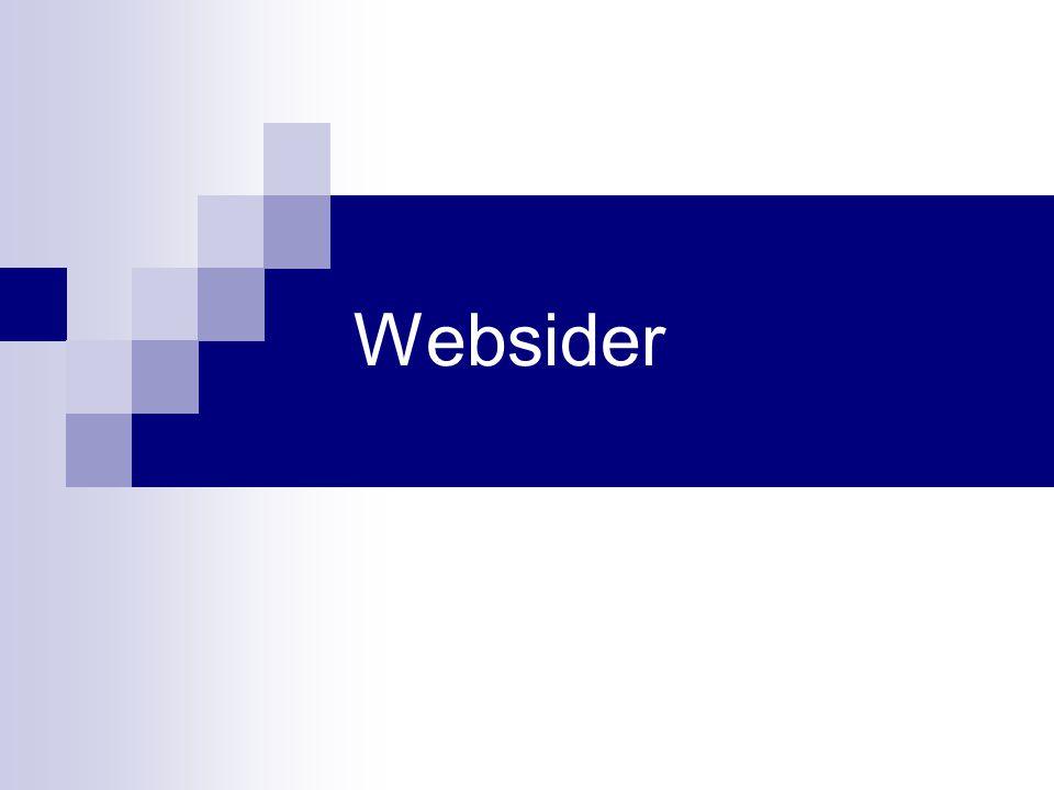 Websider
