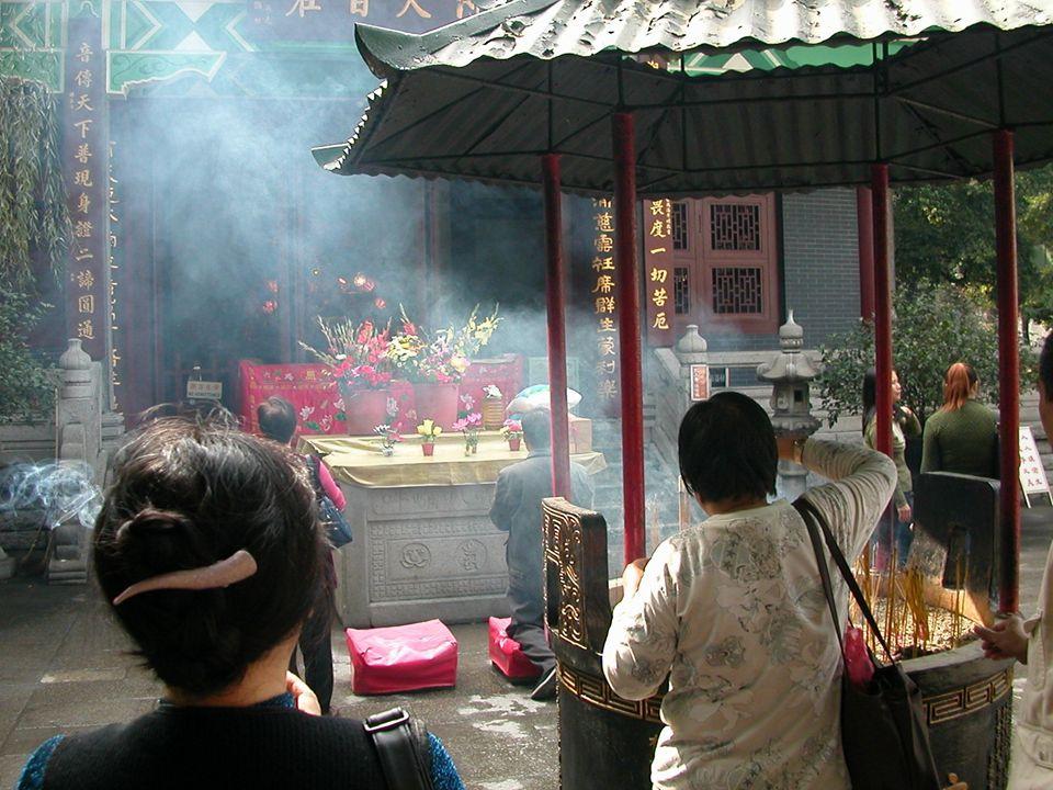 Kinesisk buddhistisk tempel