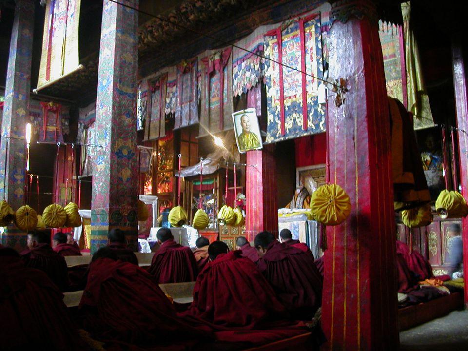 Tibetansk meditasjonshall