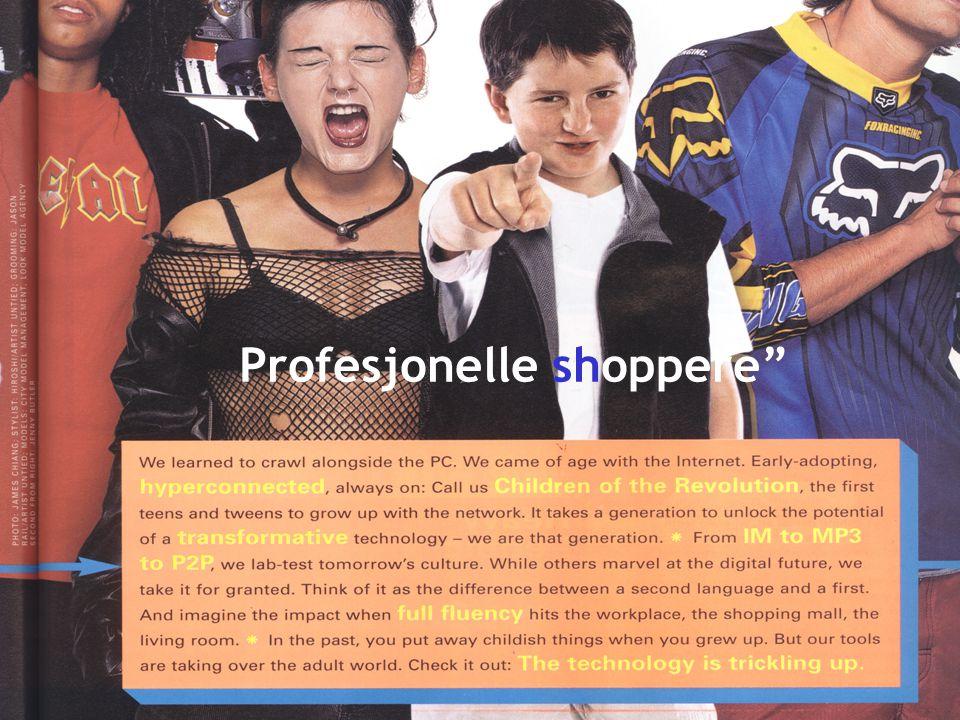 """Profesjonelle shoppere"""""""