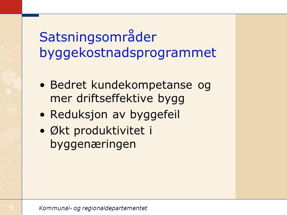 Kommunal- og regionaldepartementet 5 Nasjonale mål Høyt nivå på velferdstjenestene Rettssikkerhet Nasjonaløkonomisk styring Likeverdige tjenestetilbud Effektiv ressursbruk Lokaldemokrati
