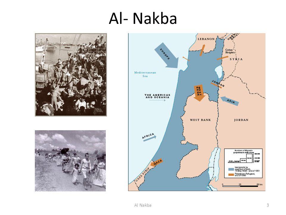 Palestinerne sier: Kom hit, se med egne øyne, og døm sjøl.