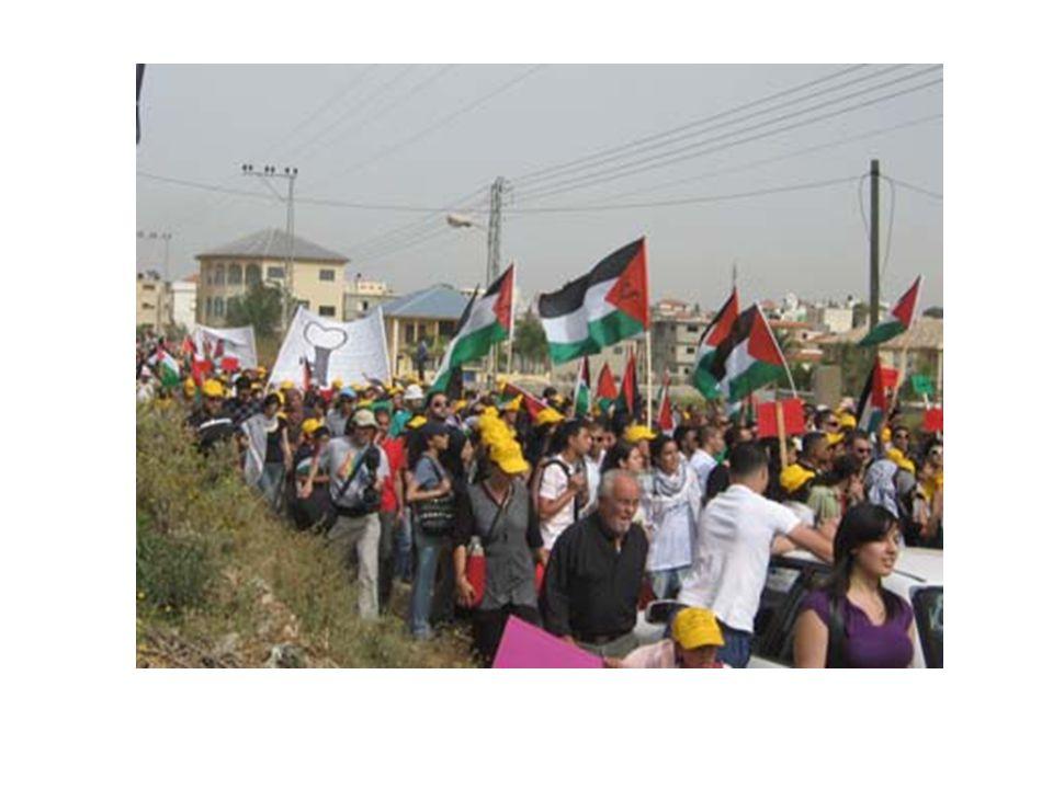 Solidaritetsarbeidere I Nablus I flyktninge- leirene i Libanon