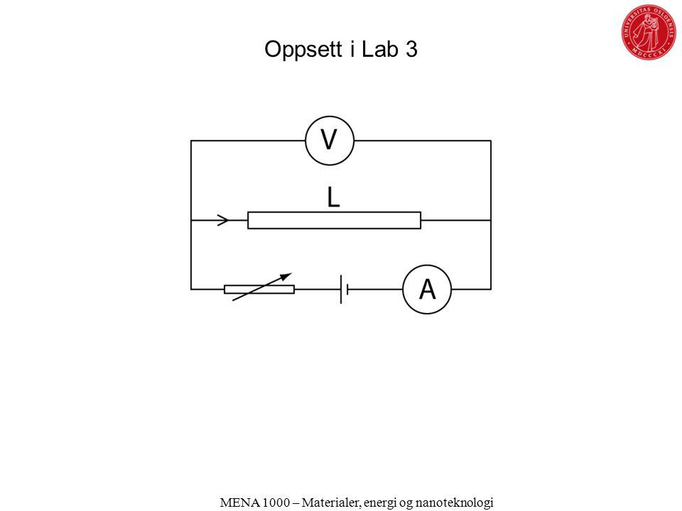 Oppgave 3a og 3b Måle motstand/ledningsevne som funksjon av temperatur Cu –Resultater og diskusjon: Plott R mot T.