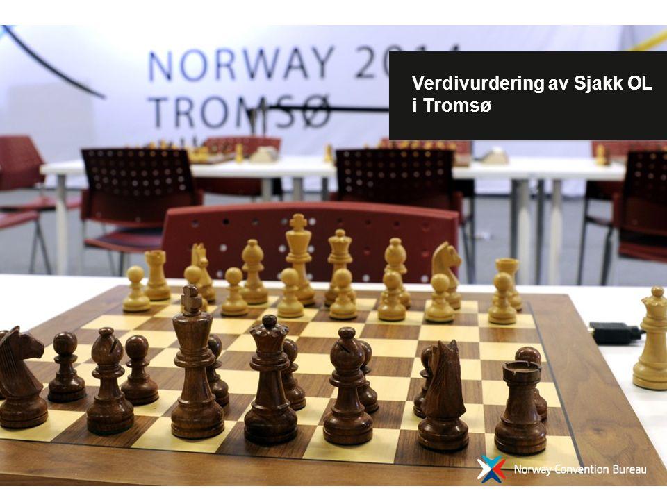 Verdivurdering av Sjakk OL i Tromsø