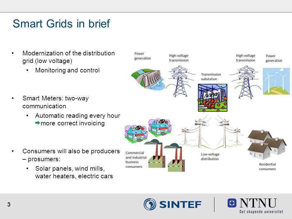 4 AMS Avanserte måle- og styringssystemer Av Hanne Sæle, SINTEF Energi