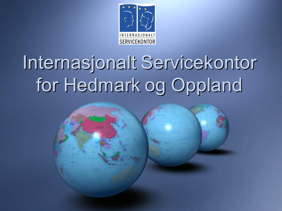 Internasjonalt Servicekontor for Hedmark og Oppland