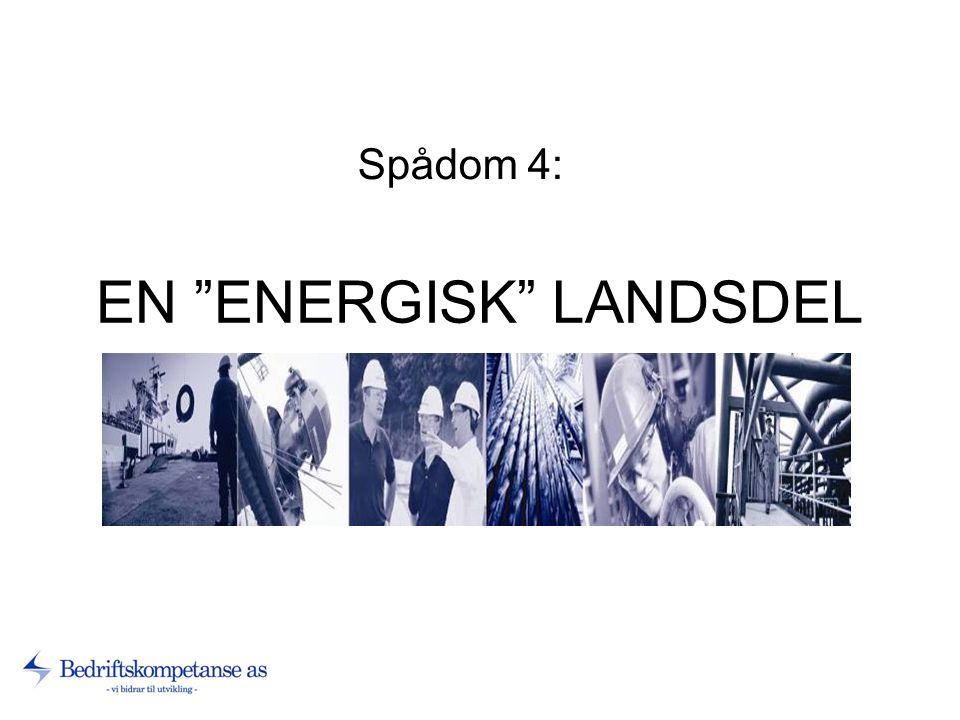 EN ENERGISK LANDSDEL Spådom 4:.