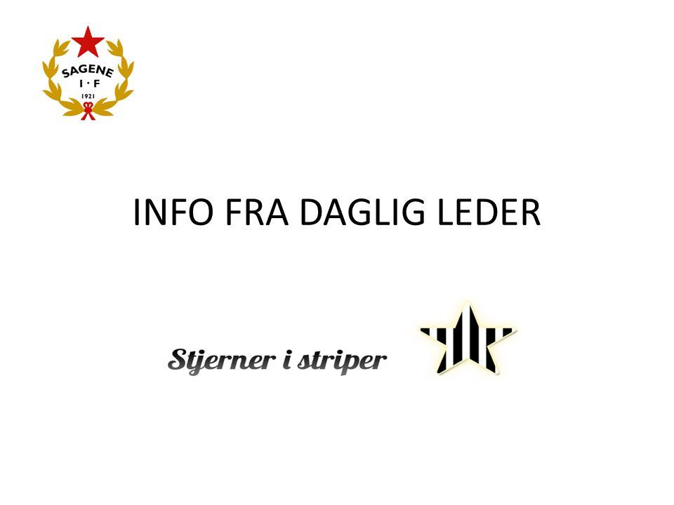 Teoretisk info 1.Idrettens organisering 2.Sagene Ifs organisering